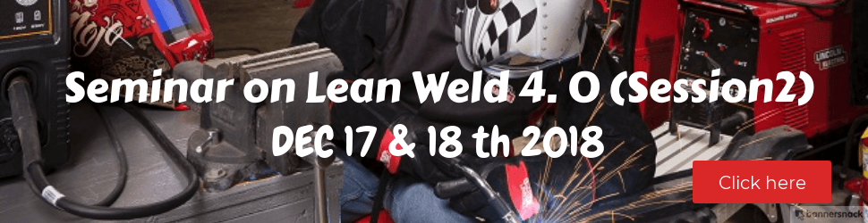 LEAN WELD SESSION 2