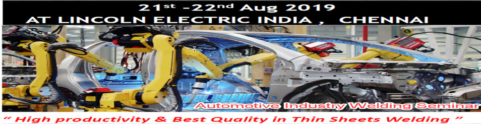 Automotive Industry Welding Seminar